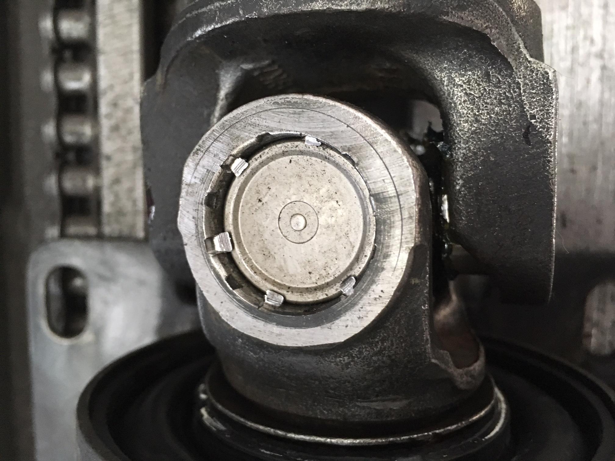 krzyżaki zagniatane Mercedes Sprinter